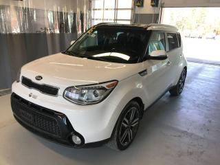 Used 2016 Kia Soul **TOIT**CUIR**GPS**EX** **TOIT**CUIR**GPS**EX** for sale in Val-d'Or, QC