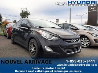 Used 2013 Hyundai Elantra GL+A/C+BANCS CHAUFFANTS+BLUETOOTH+CRUISE for sale in Sherbrooke, QC