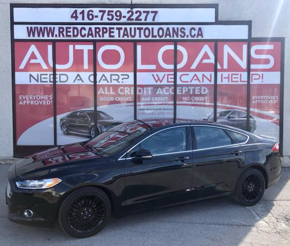2016 Ford Fusion SE-ALL CREDIT ACCEPTED