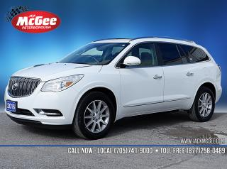 Used 2016 Buick Enclave CUIR for sale in Peterborough, ON