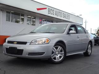 Used 2011 Chevrolet Impala LT Edition, Bluetooth, Super Clean, Low Kms for sale in Vancouver, BC