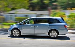 Used 2011 Honda Odyssey EX ALLOYS POWER DOORS REV. CAMERA for sale in Ottawa, ON