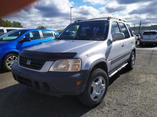 Used 2001 Honda CR-V EX/DEMARREUR/GROUPE ELECTRIQUE for sale in Blainville, QC