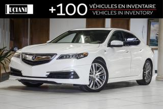 Used 2016 Acura TLX SH-AWD * TECH * ASPEC * 0.9% FINANCE RATE * for sale in Montréal, QC