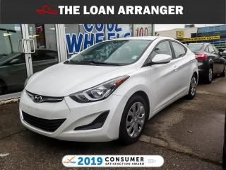 Used 2015 Hyundai Elantra for sale in Barrie, ON