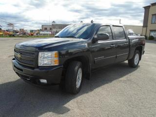 Used 2010 Chevrolet Silverado 1500 4 RM, Cabine multiplaces 143,5 po, LT for sale in Mirabel, QC