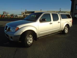 Used 2010 Nissan Frontier Cabine multiplaces 4 RM, empattement lon for sale in Mirabel, QC