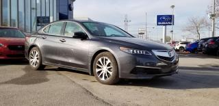 Used 2016 Acura TLX TECHNOLOGIE * NAVIGATION * CUIR * TOIT for sale in Trois-Rivières, QC