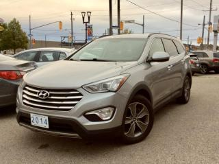 Used 2014 Hyundai Santa Fe XL for sale in Toronto, ON