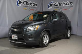 Used 2015 Chevrolet Trax LT BLUETOOTH MAG for sale in Montréal, QC