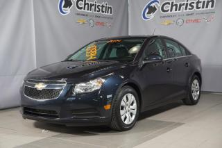 Used 2014 Chevrolet Cruze LT DEM A DISTANCE BLUETOOTH for sale in Montréal, QC