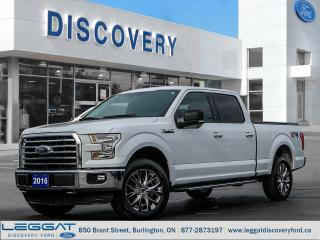 Used 2016 Ford F-150 for sale in Burlington, ON