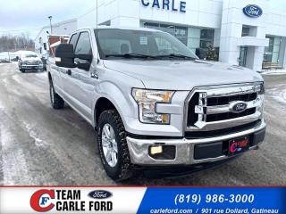 Used 2016 Ford F-150 Ford F-150 S/Cab 8 pieds XLT 2016, Camér for sale in Gatineau, QC