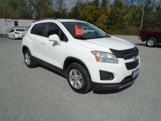 Used 2015 Chevrolet Trax 2LT AWD for sale in Beaverton, ON