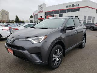Used 2016 Toyota RAV4 LE AWD for sale in Etobicoke, ON
