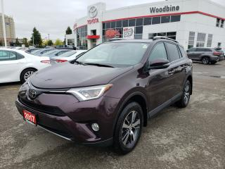 Used 2017 Toyota RAV4 XLE AWD for sale in Etobicoke, ON