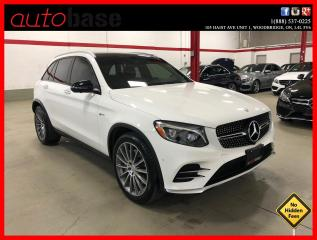 Used 2017 Mercedes-Benz GL-Class GLC43 AMG 4MATIC PREMIUM PLUS 360 CAM LED LIGHTING for sale in Vaughan, ON