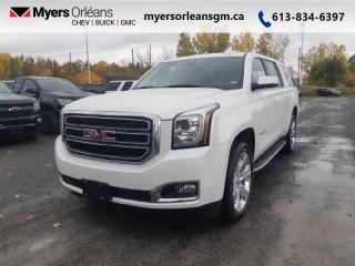 New 2020 GMC Yukon XL SLT  - Heated Seats for sale in Orleans, ON