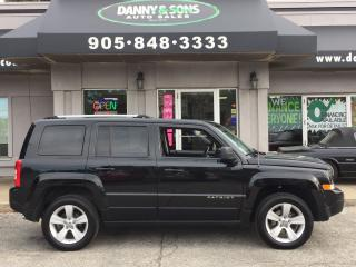 Used 2011 Jeep Patriot LIMITED for sale in Mississauga, ON