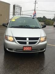 Used 2007 Dodge Grand Caravan for sale in Kitchener, ON