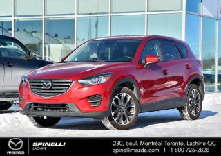Used 2016 Mazda CX-5 GT MAZDA CX-5 2016 for sale in Lachine, QC
