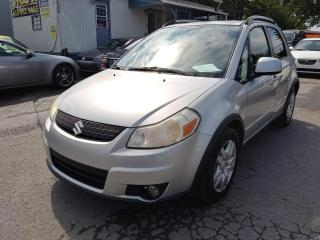 Used 2008 Suzuki SX4 AWD for sale in Laval, QC