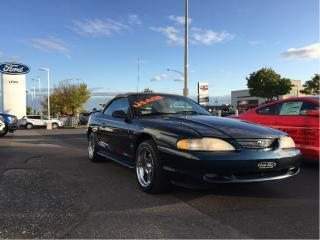 Used 1994 Ford Mustang Convertible for sale in Lévis, QC