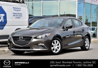 Used 2016 Mazda MAZDA3 GX MAZDA 3 2016 for sale in Lachine, QC