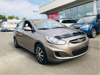 Used 2013 Hyundai Accent GL for sale in Lévis, QC