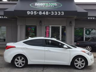 Used 2012 Hyundai Elantra Limited for sale in Mississauga, ON