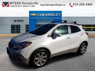 Used 2015 Buick Encore Leather for sale in Kemptville, ON