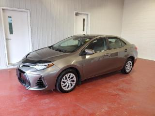 Used 2017 Toyota Corolla SE 4 Door for sale in Pembroke, ON