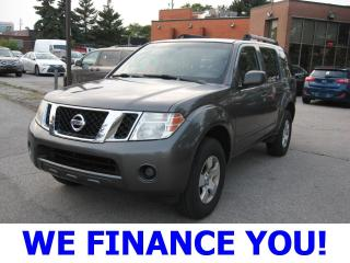 Used 2008 Nissan Pathfinder S for sale in Toronto, ON