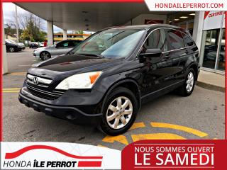 Used 2007 Honda CR-V EX , WOW CHUTE DE PRIX for sale in Île-Perrot, QC