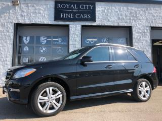 Used 2013 Mercedes-Benz M-Class ML 350 BlueTEC Premium Pano Roof Navi No Accidents for sale in Guelph, ON
