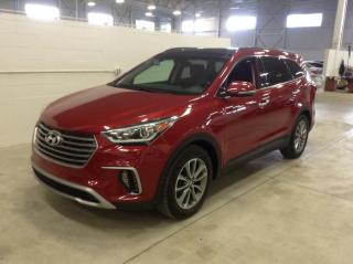 Used 2017 Hyundai Santa Fe XL AWD 7 PLACES CUIR TOIT PANO NAV for sale in Longueuil, QC