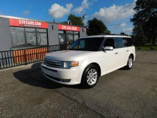 Used 2011 Ford Flex SEL|7 PSSENGER|BLUETOOTH|HEATED SEATS for sale in St. Thomas, ON