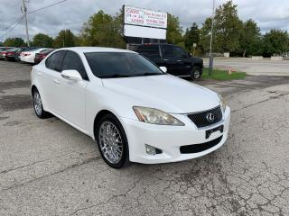 Used 2010 Lexus IS 250 AWD for sale in Komoka, ON