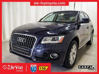 Used 2014 Audi Q5 Progressiv TDI Cuir, Navigation for sale in Québec, QC