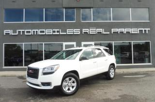 Used 2015 GMC Acadia SLE - DVD -7 PASSAGERS -CAMÉRA DE RECUL - for sale in Québec, QC