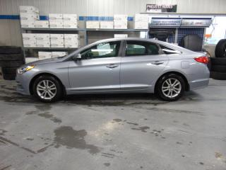 Used 2016 Hyundai Sonata GL for sale in Amos, QC