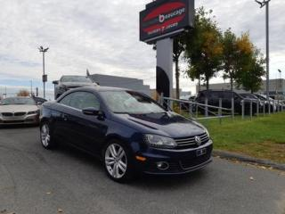 Used 2012 Volkswagen Eos Comfortline for sale in Drummondville, QC