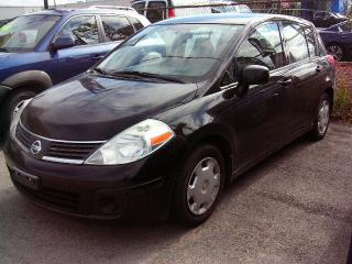 Used 2009 Nissan Versa S for sale in Georgetown, ON