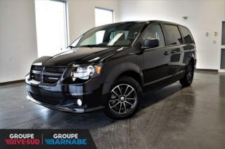 Used 2018 Dodge Grand Caravan SXT BLACK TOP || STOW N GO || MAGS SXT BLACK TOP || STOW N GO || MAGS for sale in Brossard, QC