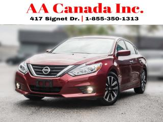 Used 2018 Nissan Altima 2.5 SV for sale in Toronto, ON