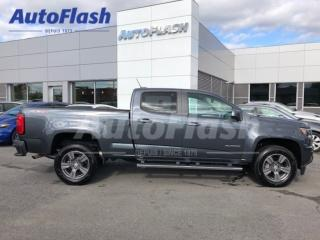 Used 2017 Chevrolet Colorado 3.6L 4x4 Crew-Cab *Camera *Mags *Step for sale in St-Hubert, QC