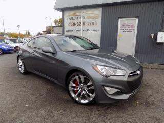 Used 2015 Hyundai Genesis ***R-SPEC,COUPÉ,MAGS 19 for sale in Longueuil, QC