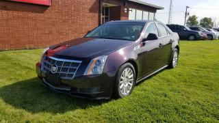 Used 2010 Cadillac CTS for sale in London, ON