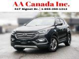 Photo of Black 2017 Hyundai Santa Fe Sport