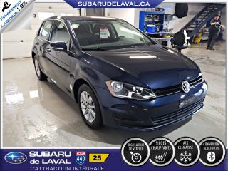 Used 2016 Volkswagen Golf 1.8 TSI Trendline for sale in Laval, QC